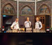 Brand activation – 50 personen – Amsterdam (fotograaf Janiek Dam)